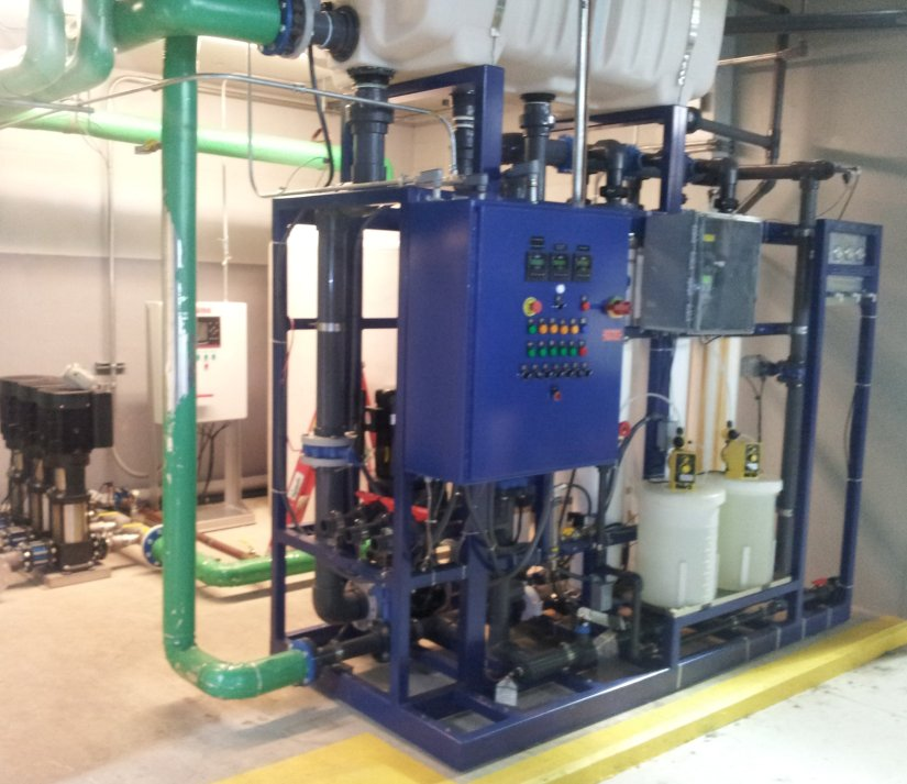 Reverse Osmosis System for Hospital