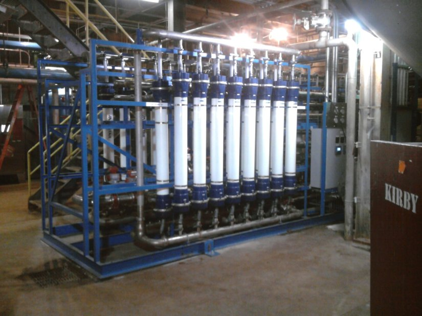 Boiler Feed Water for Power Plant