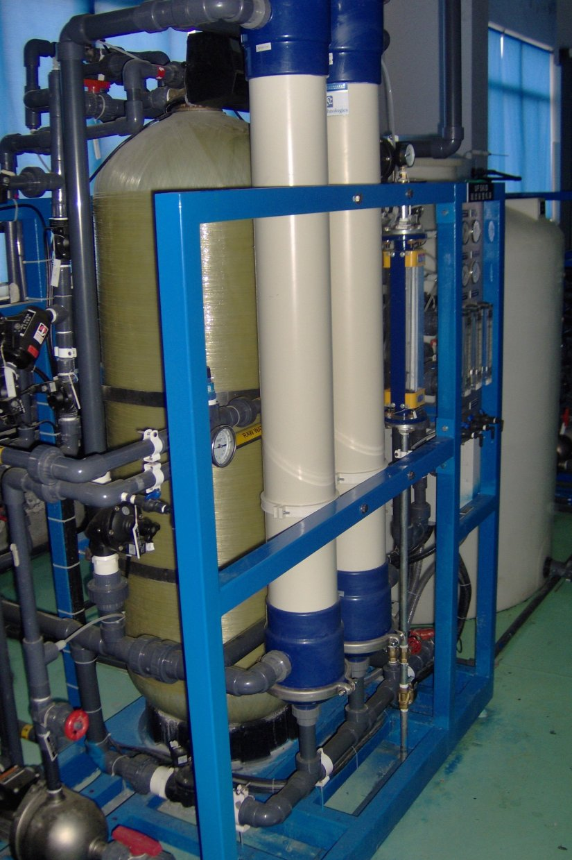 Wastewater Treatment for Surface Finishing