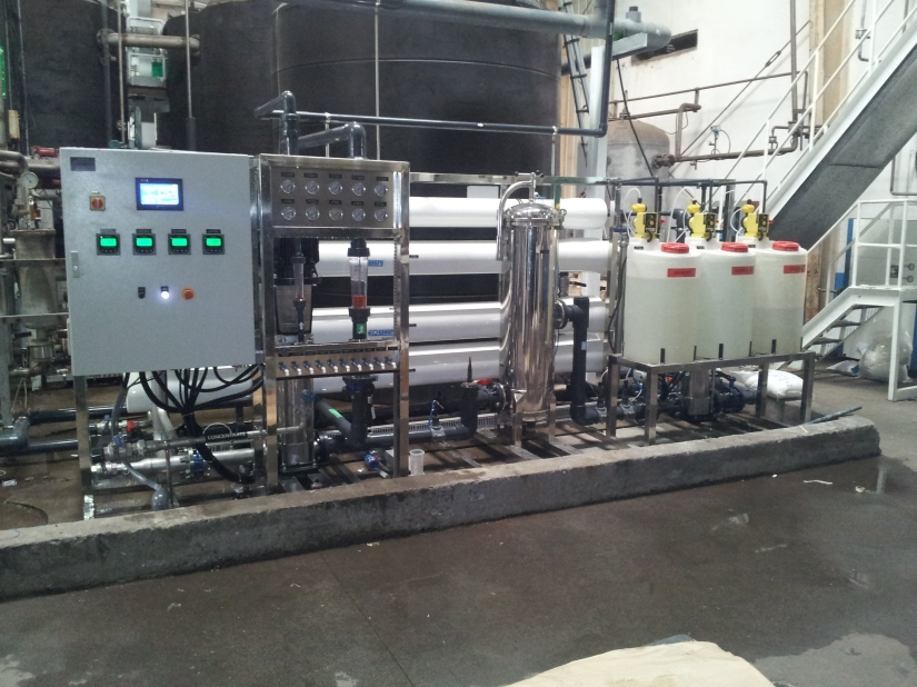 Reverse Osmosis for Chemical Production