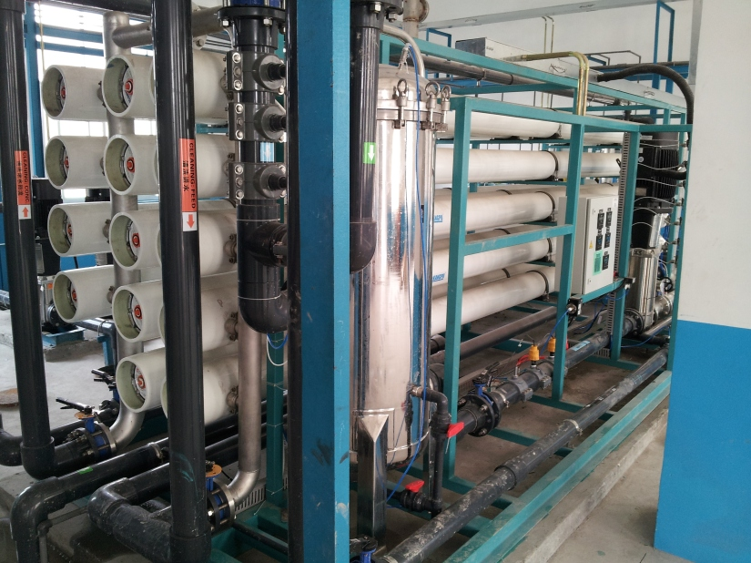 Reverse Osmosis for Textile Wastewater Reclaim
