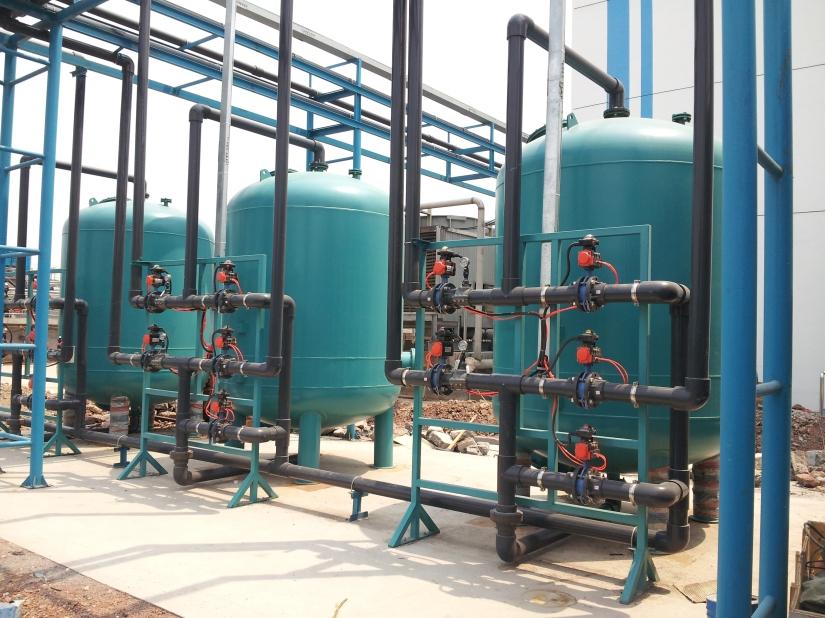 Sediment Filtration for Textile WastewaterReclaim