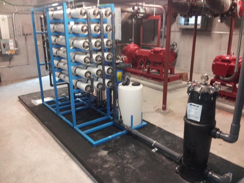 Emergency Water forHospital