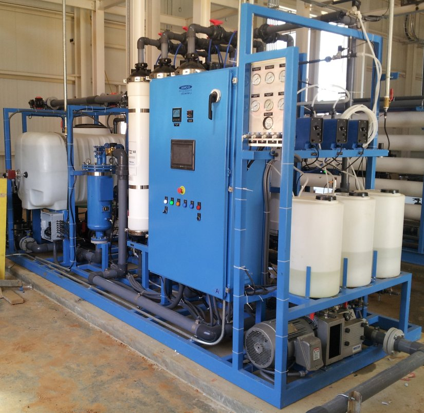 Pre-Treatment for Reverse Osmosis